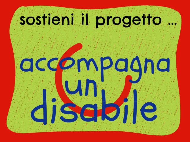 ACCOMPAGNA UN DISABILE